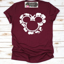 Load image into Gallery viewer, Animal Kingdom Disney Shirt,Safari Family Shirts - 3lovebugsboutique