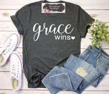 Load image into Gallery viewer, Grace Wins Shirt - 3lovebugsboutique