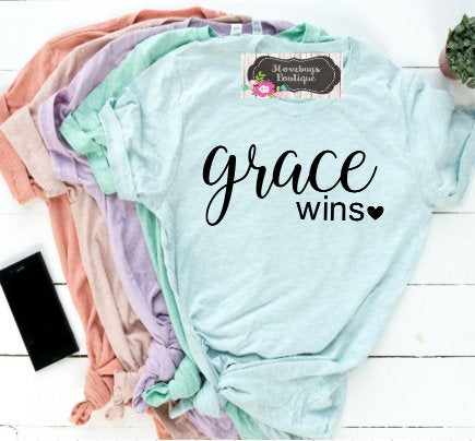 Grace Wins Shirt