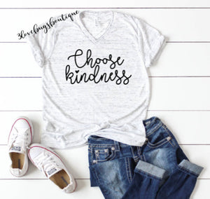 Choose Kindness - 3lovebugsboutique