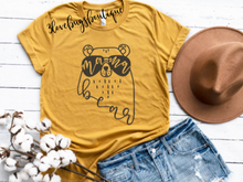 Load image into Gallery viewer, Mama bear Shirt,Momma bear shirt,Mothers day gift - 3lovebugsboutique