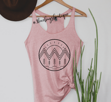 Load image into Gallery viewer, Mountain Tank Top