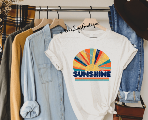 Retro Sunshine Shirt