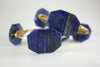 Large Blue Lapis Bangle