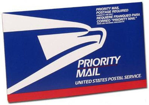 Expedited Shipping- 2 day Priority