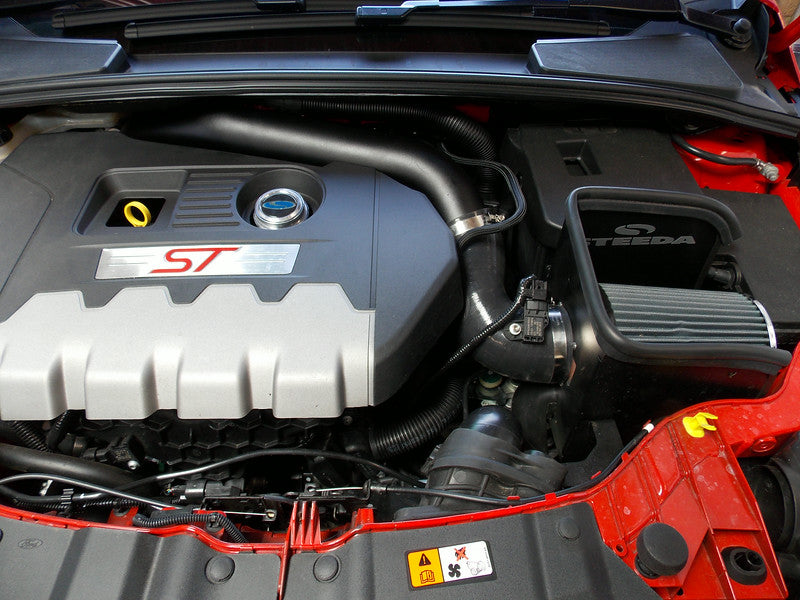 Steeda Focus ST Cold Air Intake and Cross Over Tube