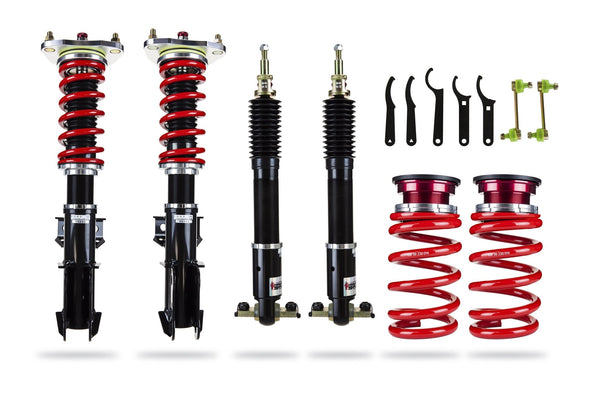 Pedders S550 Mustang - Extreme XA Coilover Kit