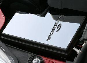 Steeda Focus Polished Fuse Box Cover Plate