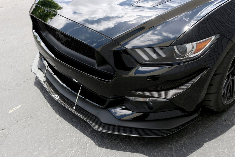 APR Performance Mustang S550 Front Splitter