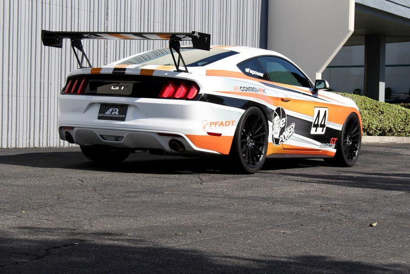 "APR Performance S550 Mustang GT C250 67"" Wing"