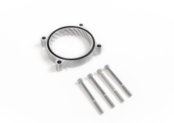Steeda 5.0L V8 Coyote Mustang Billet Throttle Body Spacer (2011-2019)
