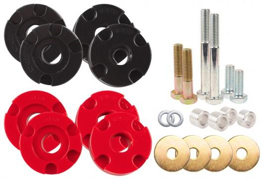 Steeda S550 Mustang Adjustable Diff Bushing Insert System