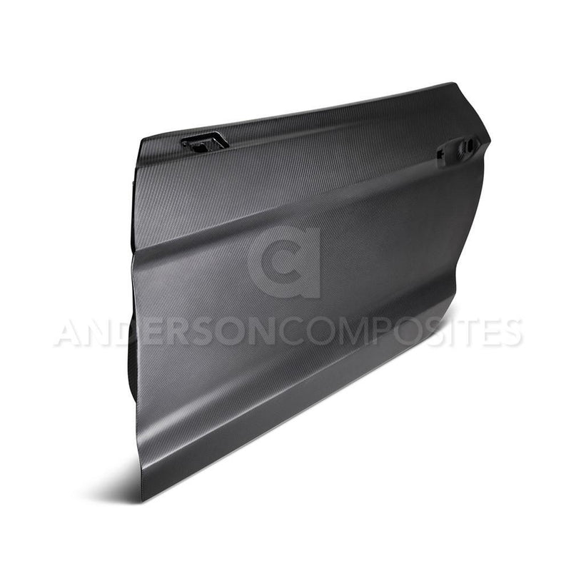 Anderson Composites Carbon Doors for S550 Mustang