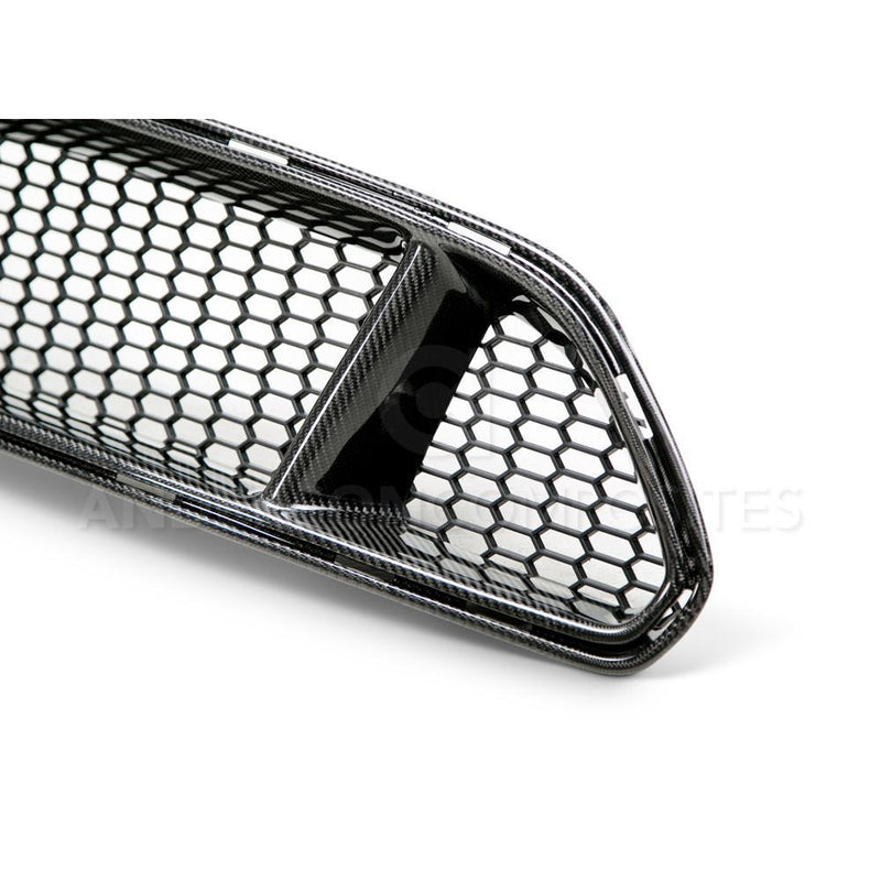 Anderson Composite Front Upper Grill for S550 GT Mustang