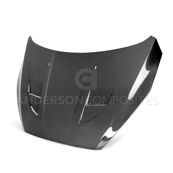 Anderson Composites Carbon Fiber Type SA Hood for MK3 Ford Focus