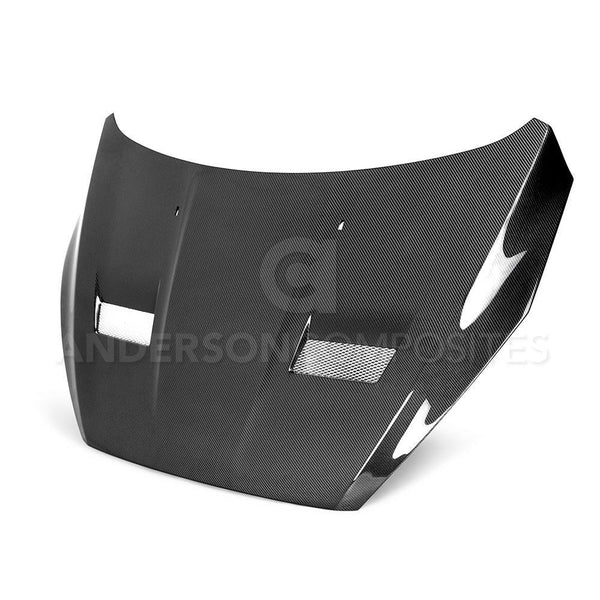 Anderson Composites MK3 Ford Focus Carbon Fiber Type TM Hood