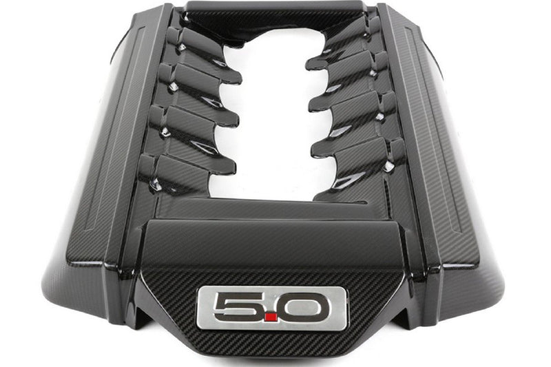 APR Performance S550 Mustang Carbon Engine Cover