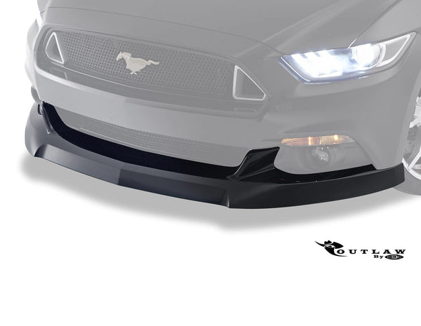 Classic Design Concepts CDC S550 Mustang GT or Ecoboost front chin splitter spoiler
