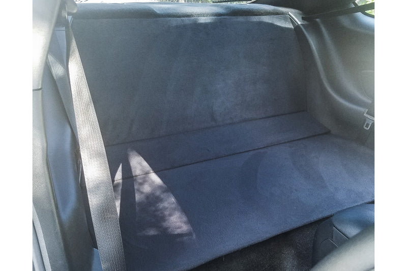 CM Composites Mustang Rear Seat Delete Installation Kit