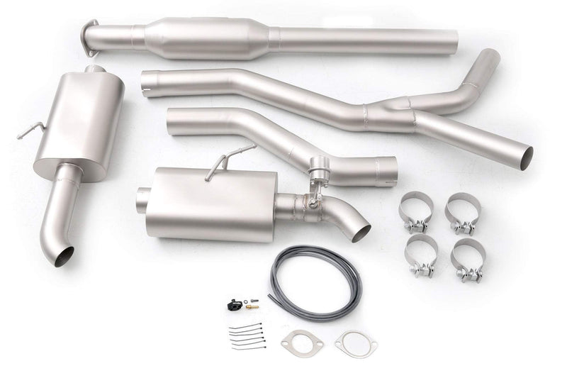 CP-E Mondeo Catback Exhaust System for 2.0 and 1.5 Ecoboost (FWD + AWD)