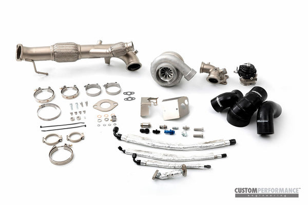 CP-E Atmosphere Ford Focus ST 250 Turbo Kit