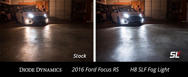 Diode Dynamics Focus RS mk3 Led Foglights