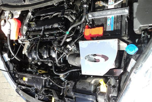 Steeda Fiesta Cold Air Intake