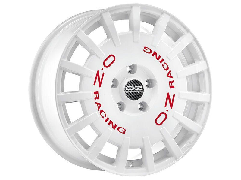 OZ Rally Racing Wheels