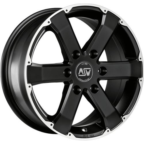 "OZ MSW 46 17"" Wheels for Ford Ranger"