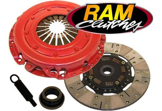 RAM Clutch Mustang GT Powergrip Street Clutch - Lightweight Steel Flywheel