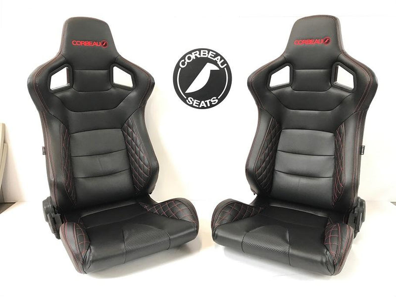 Corbeau Sports Seat for S550 Mustang