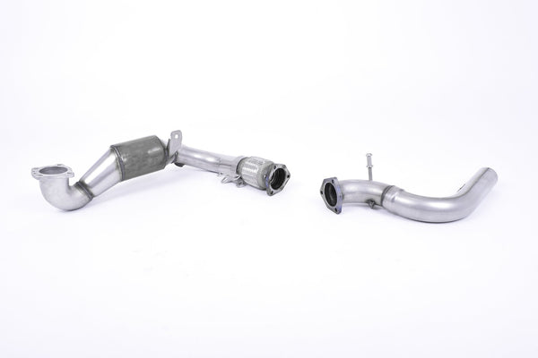 Milltek Hi Flow Downpipe for Mk8 Fiesta 1.0T, ST-Line