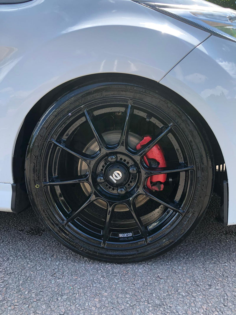 Sparco FF flow Formed lightweight wheel for Fiesta ST 17""