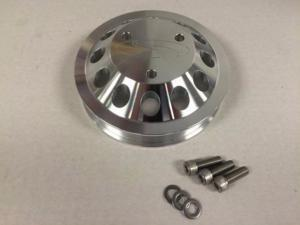 Steeda S550 Mustang Billet 3 Bolt Water Pump Pulley