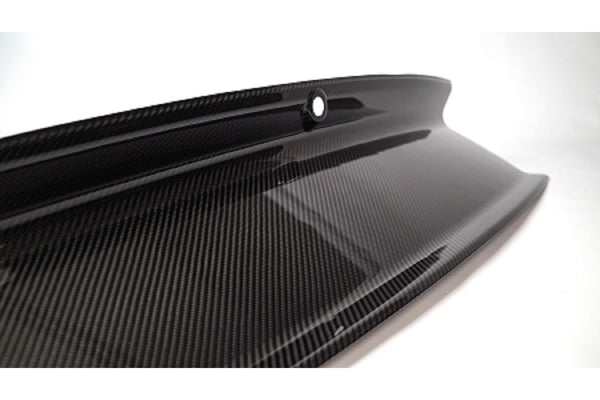 Anderson Composites Carbon Rear Deck Lid for S550 Mustang
