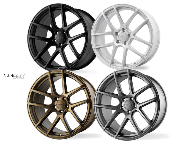 "Velgen VMB5 alloy wheels in 20"" and 22"" for Jeep Grand Cherokee, bronze, silver, black, gunmetal"