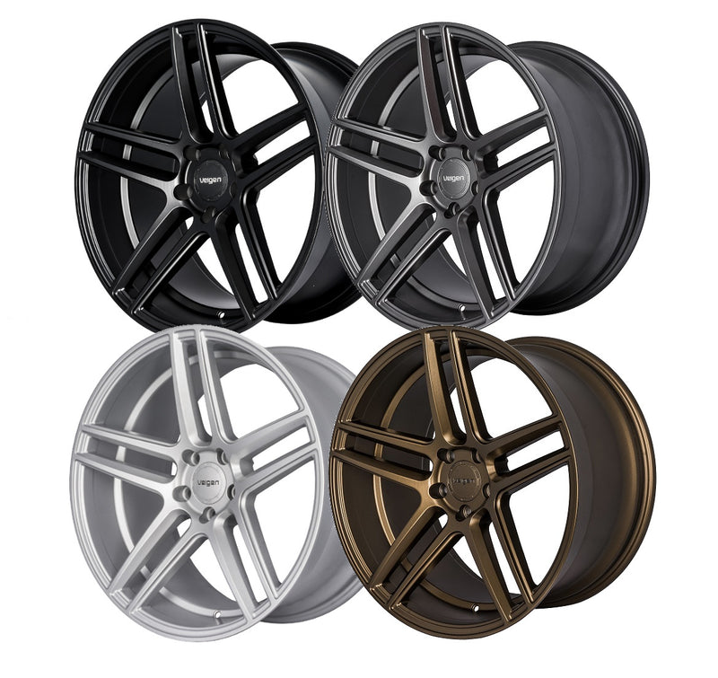 "Velgen Split 5 wheel in 20 & 22"" for Jeep Grand Cherokee SUV, blakc, Bronze, Silver, Gunmetal"