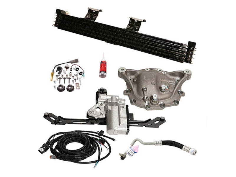 Ford Performance S550 Mustang Differential Cooler Kit