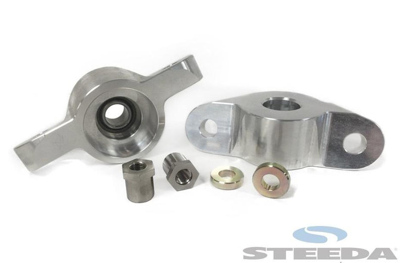 Steeda S550 Mustang Billet Rear Shock Mounts