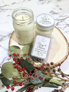 Twigs & Berries Soy Candle