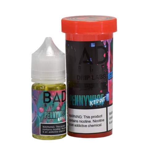 Bad Drip Labs - Pennywise Iced Out Bad (SALTS)