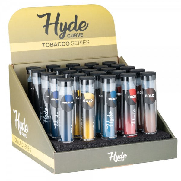 Hyde Curve S Tobacco Series