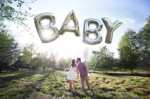 3 Creative Ways to Use Balloons to Announce Your Pregnancy