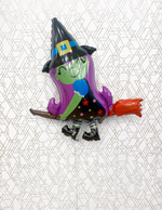 Load image into Gallery viewer, Friendly Witch Extra Large Balloon