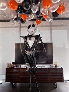 Jack Skellington Balloon - 7 Feet Tall!