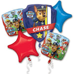 Load image into Gallery viewer, Paw Patrol Chase (Extra Deluxe Bouquet) Kids Birthday Balloons