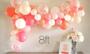 Balloon Garland / Organic Balloon Arch