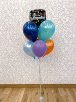 Load image into Gallery viewer, Hello! Retirement Balloon - Foil Balloon - Balloon Bouquet