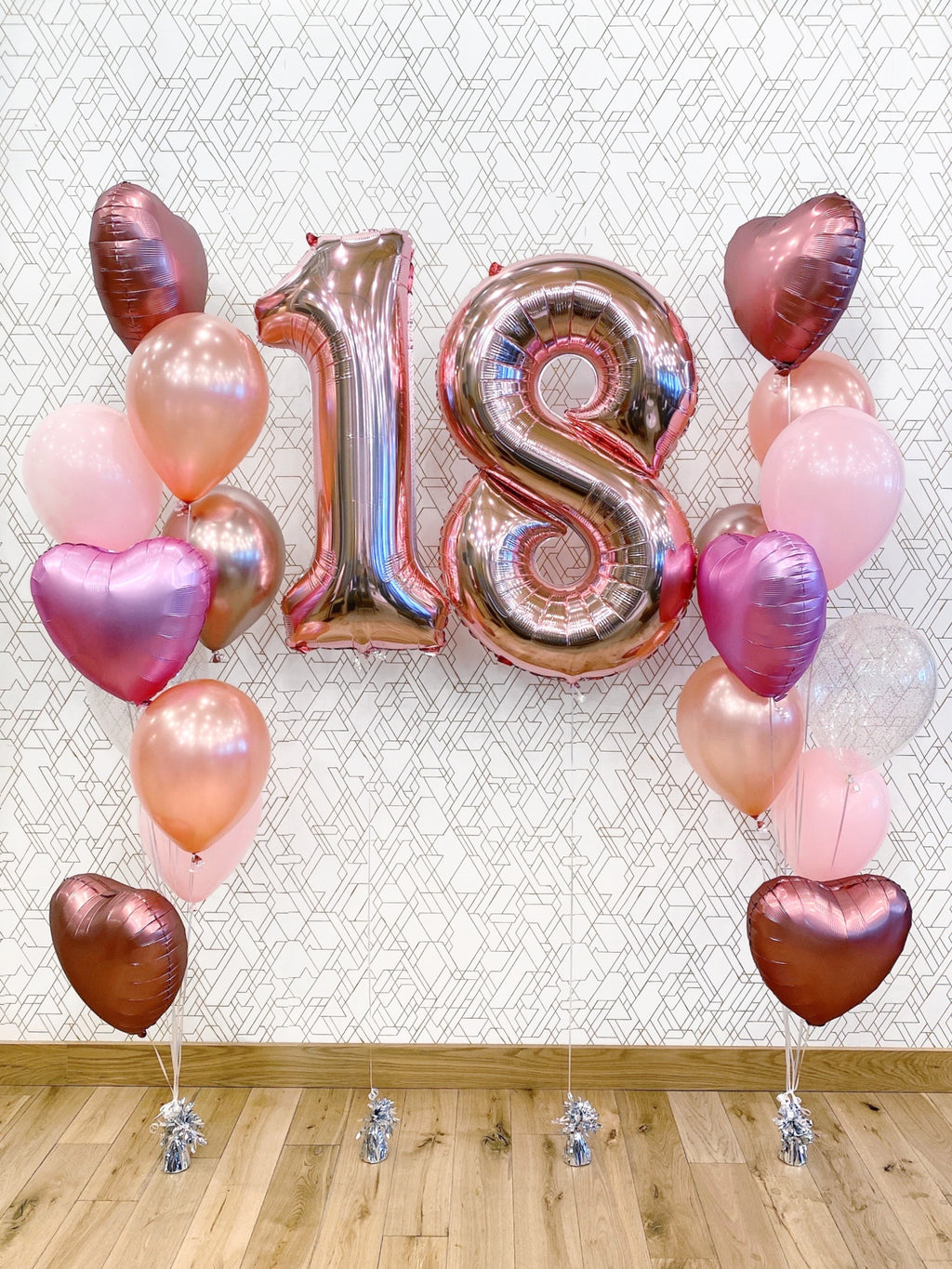 Toronto Balloons Same Day Delivery Birthday Letter Number Balloons Cutie Balloons