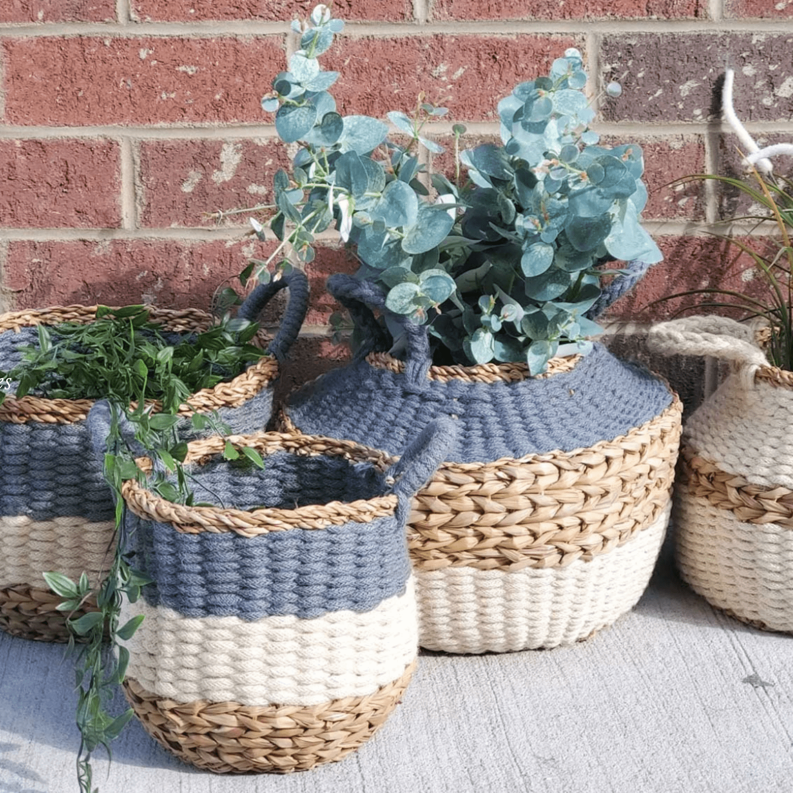 What does it mean to shop with purpose - ULA Jute baskets